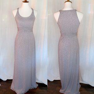 Max Studio | Heather Gray Maxi Dress